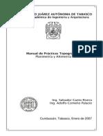 Manual de Practicas Topografia V1