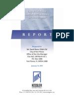 Fort Pierce - Community Services Report