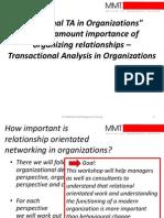2012 Relational TA in Organizations Timiosara 121125x