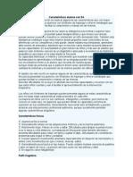 Características Alumno Con SA