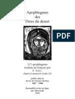 215 apophtegmes