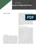 Coleta e Métodos de Colocação Para Exames Hematológico