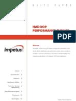 Hadoop Performance Tuning