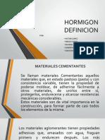 Materiales Cementantes