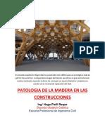 6.- Tema 06- Patologia en La Madera.