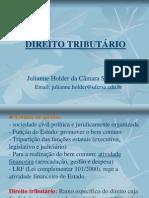 02 - Aula 1 - Definição de Tributo e Espécies de Tributos Correntes