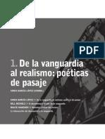 De La Vanguardia Al Realismo