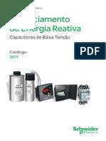 Capacitores Varpluscan - Catálogo 2011