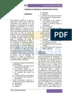 Compilacion de Comprension de Textos Unsa 2008-2007