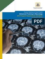 Advanced Training in Neurology in Australia