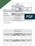 Instrumento de Registro Secuencias