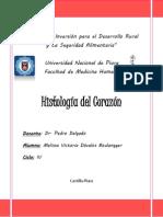 Histologia Del Corazon