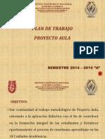 Plan de Trabajo 2014-2105-A