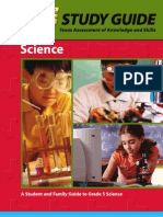 A Student and Family Guide to Grade 5 Science