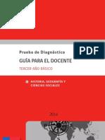 Historia 3Básico Guía Para El Docente 2014