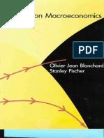 Blanchard, Fischer (1993) - Lectures on Macroeconomics