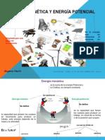 Energía Cinética y Energía Potencial 1