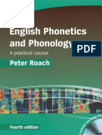English Phonetics and Phonology (A Practical Course) by Roach