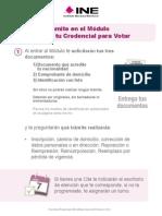 Pasos en El Modulo INE2014