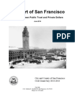 Grand Jury Report on Port of San Francisco