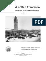 Grand Jury Report on Port of San Francisco