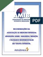 Sedação, Analgesia e Delirium Astrazaneca