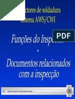 Módulo 2 Funções Do Inspector e Documentação Rev 0