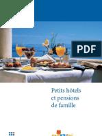 Petits hôtels et pensions de famille