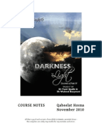 Doctrines of Faith IV (Darkness to Light)