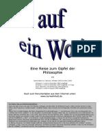 Rudi - Auf Ein Wort