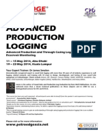 Adv Production Logging 2014