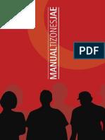 Manual Tizones y Sus Especialidades Argentina