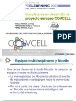 COVCELL VirtualCampus2007