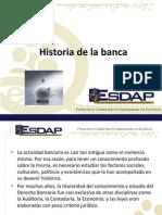 Historia de La Banca Presentacion ESDAP