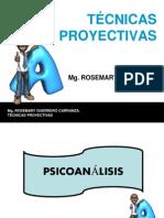 Primera Clase de Tecnicas Proyectivas