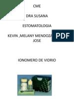 Expo Dra Susana Ionomeros
