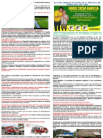 PLAN DE GOBIERNO MUNICIPAL DE HUGO SOSA GARCIA PROVINCIA DE PADRE ABAD