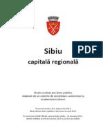 Sibiu Capitala Regionala