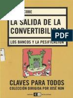 La salida de la convertibilidad. Los ban - Cobe, Lorena.pdf