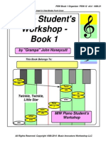 PK-96 - Keyboard Prep - Instruction  92 Pgs 1406-21