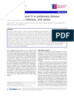 27 - Role of Vitamin D in pulmonary disease.pdf
