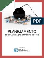 DesenvolveTI eBook Planejamento em redes sociais