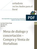 PRESENTACION SIEX VERDURAS