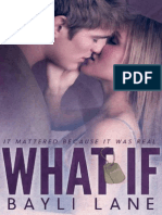 What if - Bayli Lane