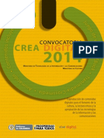 Crea Digital 2014