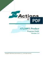 ATJ209X Program Guide v1.4