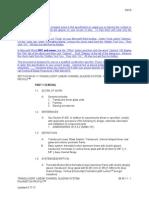 Profilit Specifications