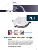 Bulk Destruct Charge Bi Di Charge