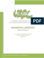 Pragmática Documento Final