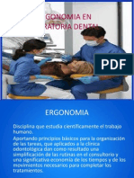 Ergonomia en Operatoria Dental